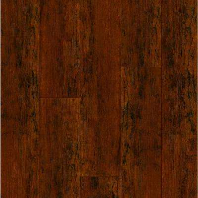Cherry Sienna 12 mm Thick x 4.92 in. Wide x 47.76 in. Length Laminate Flooring (13.09 sq. ft. / case)