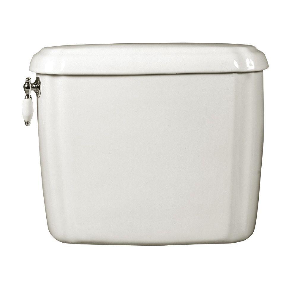 American Standard Antiquity 1.6 GPF Single Flush Toilet Tank Only in White