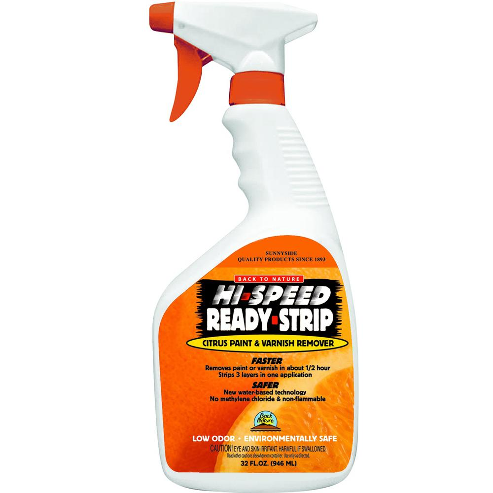 32 oz. Environmentally Friendly High Speed Citrus Remover