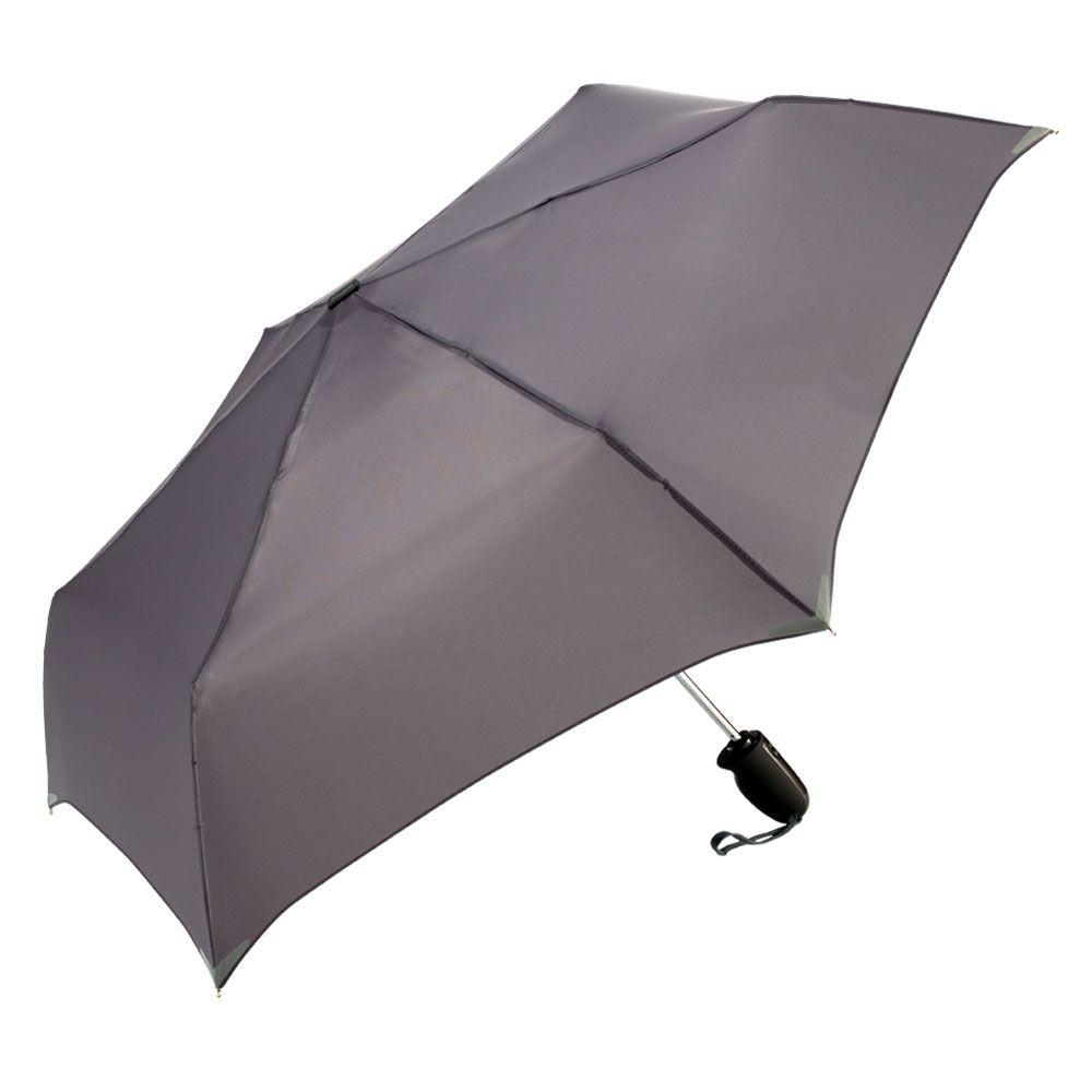 WalkSafe by ShedRain 42 in. Arc Compact Umbrella