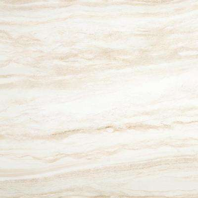 2 in. x 4 in. Ultra Compact Surface Countertop Sample in Sand Drift