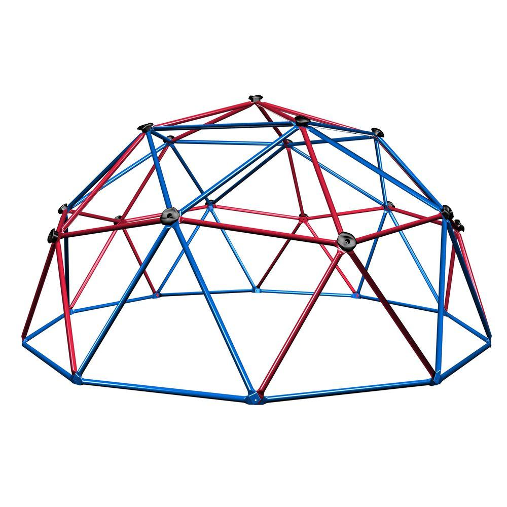Sylvania Red and Blue Dome Climber, Primary Colors
