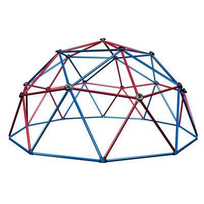 Red and Blue Dome Climber