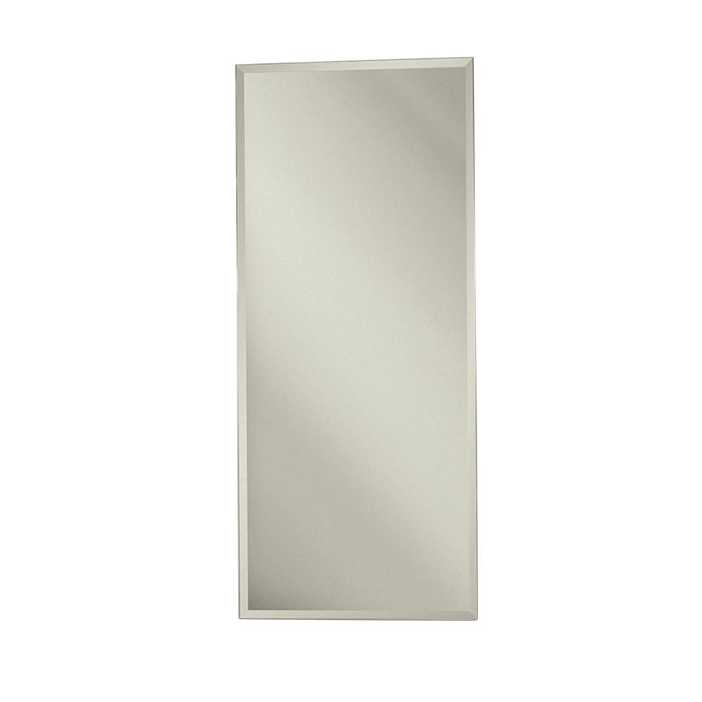 Metro Classic 15 in. x 35 in. Frameless Recessed or Surface-Mount