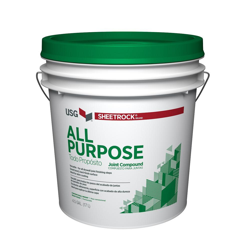 USG Sheetrock Brand 4.5 Gal. All-Purpose Pre-Mixed Joint Compound
