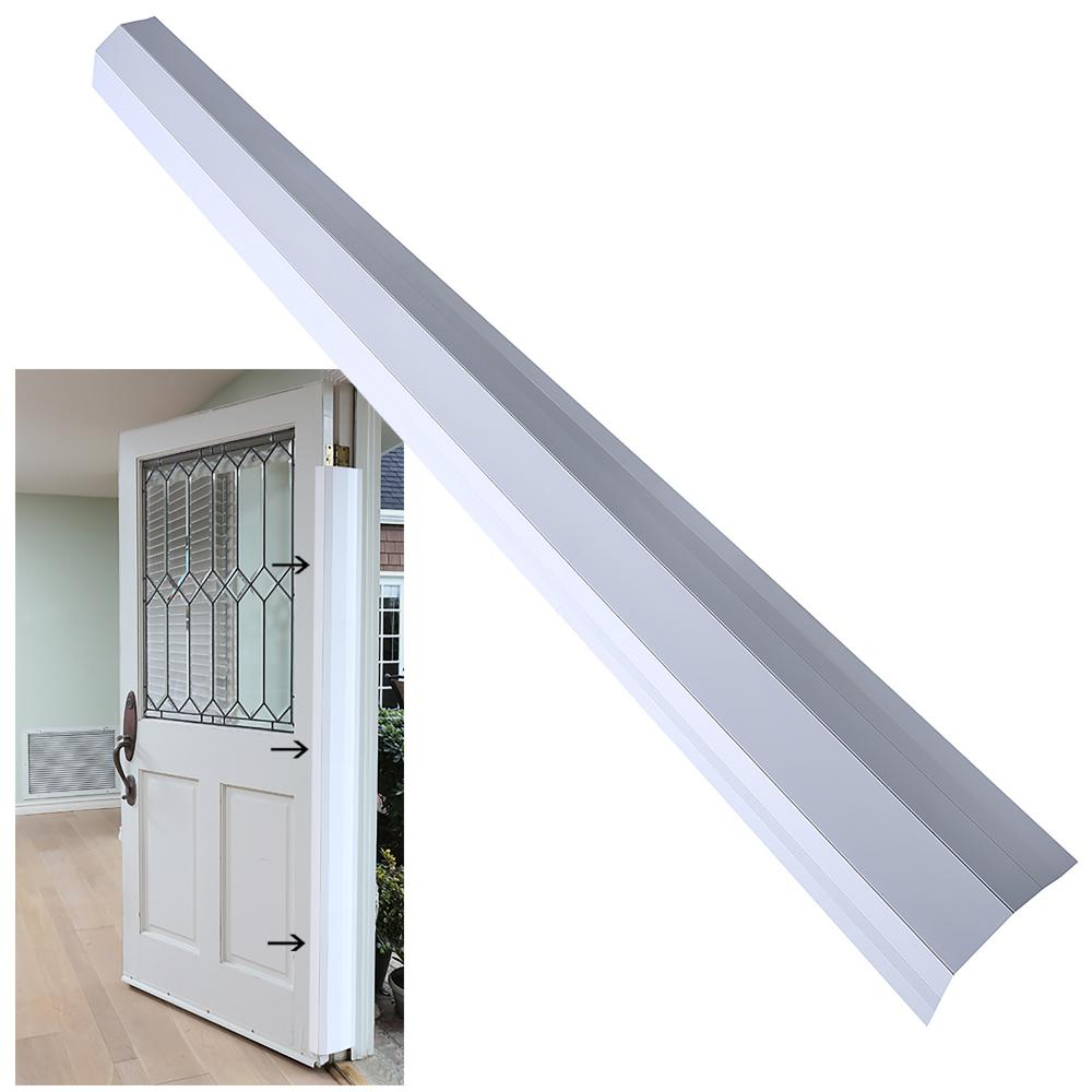 PINCH-NOT Home Shield for 180° Doors - Guard for Door Finger Child Safety  sc 1 st  The Home Depot & PINCH-NOT Home Shield for 180° Doors - Guard for Door Finger Child ...