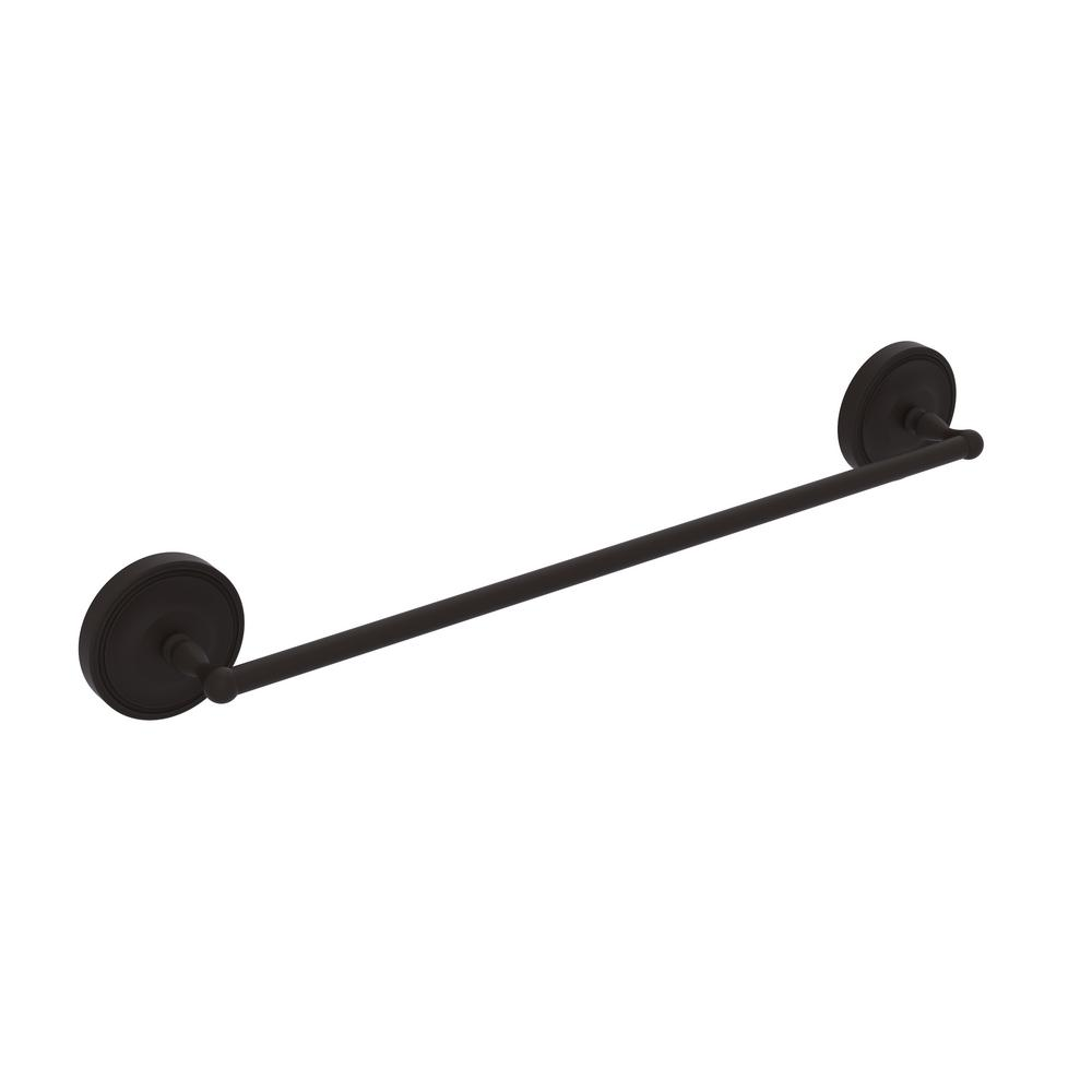 Regal Collection 24 in. Towel Bar in Oil Rubbed Bronze