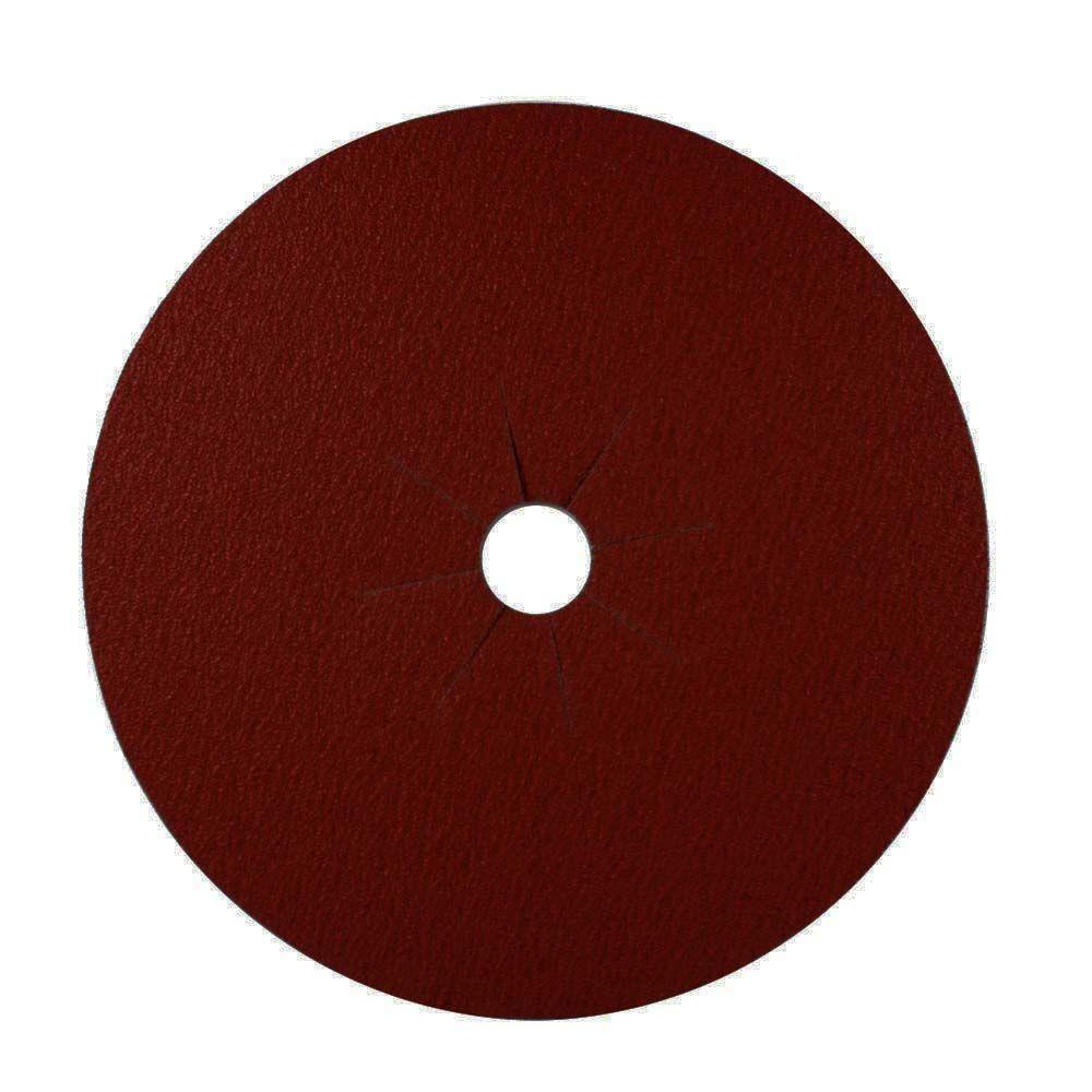 Norton 16 in. x 16 in. 12-Grit Floor Sanding Disc (10-Piece)