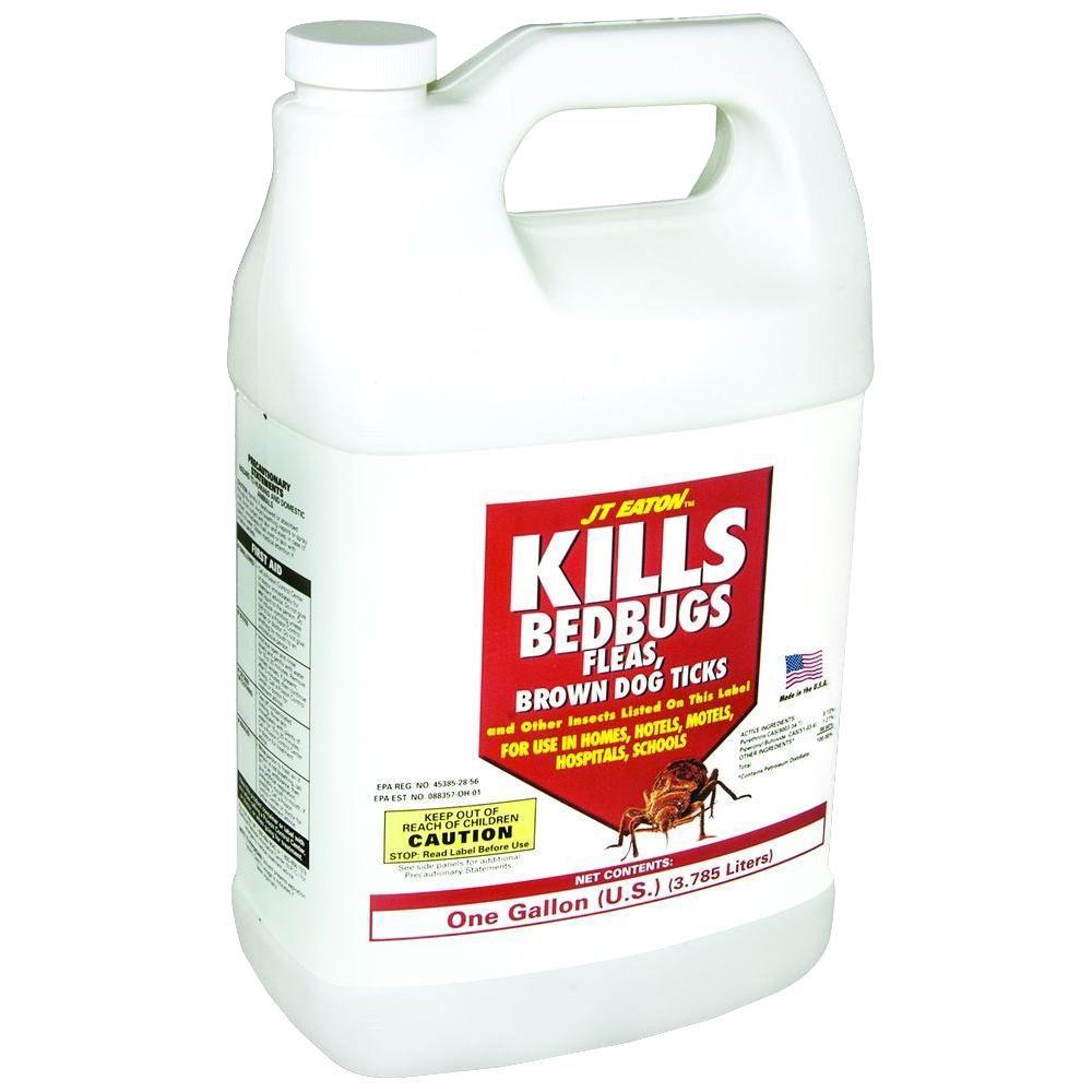 JT Eaton 1 gal. Oil Based Bedbug Spray
