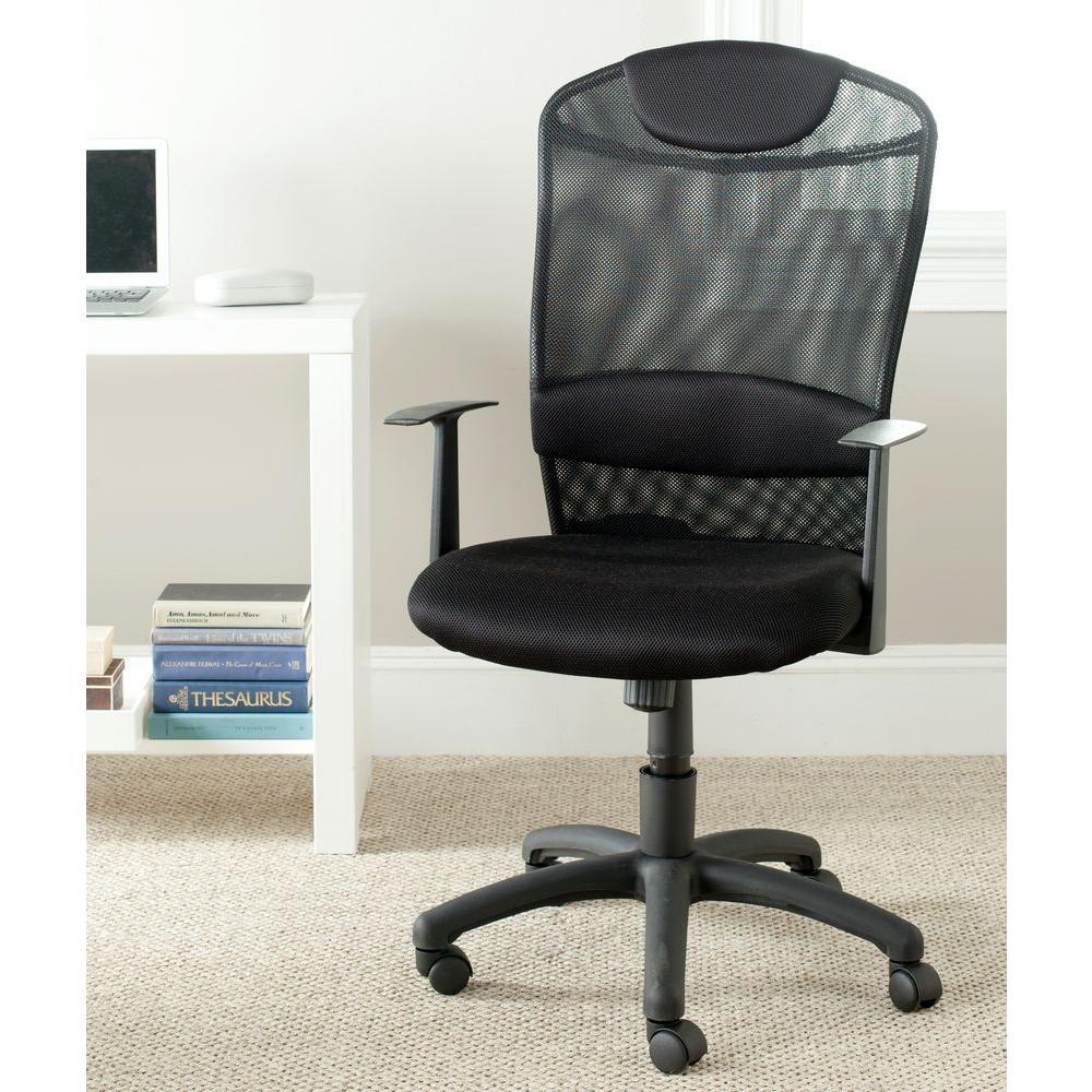 Shane Black Office Chair