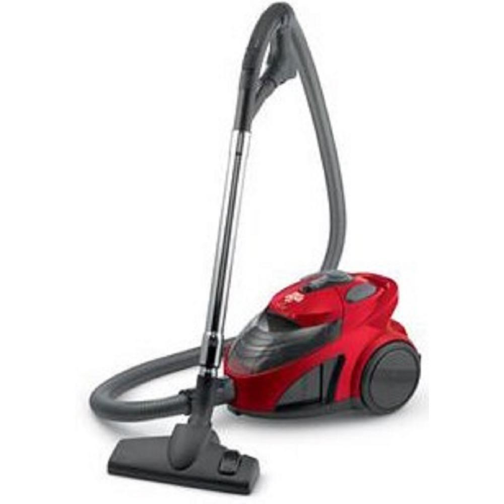 Dirt Devil EZ Lite Bag-Less Canister Vacuum Cleaner, Reds...