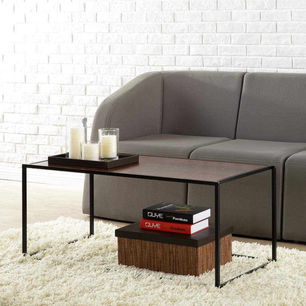 Modern Studio Chestnut Coffee Table