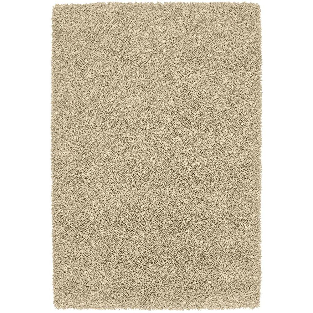 kaleen desert song shag fawn 5 ft x 7 ft 9 in area rug 9014 14 5 x 7 9 the home depot. Black Bedroom Furniture Sets. Home Design Ideas