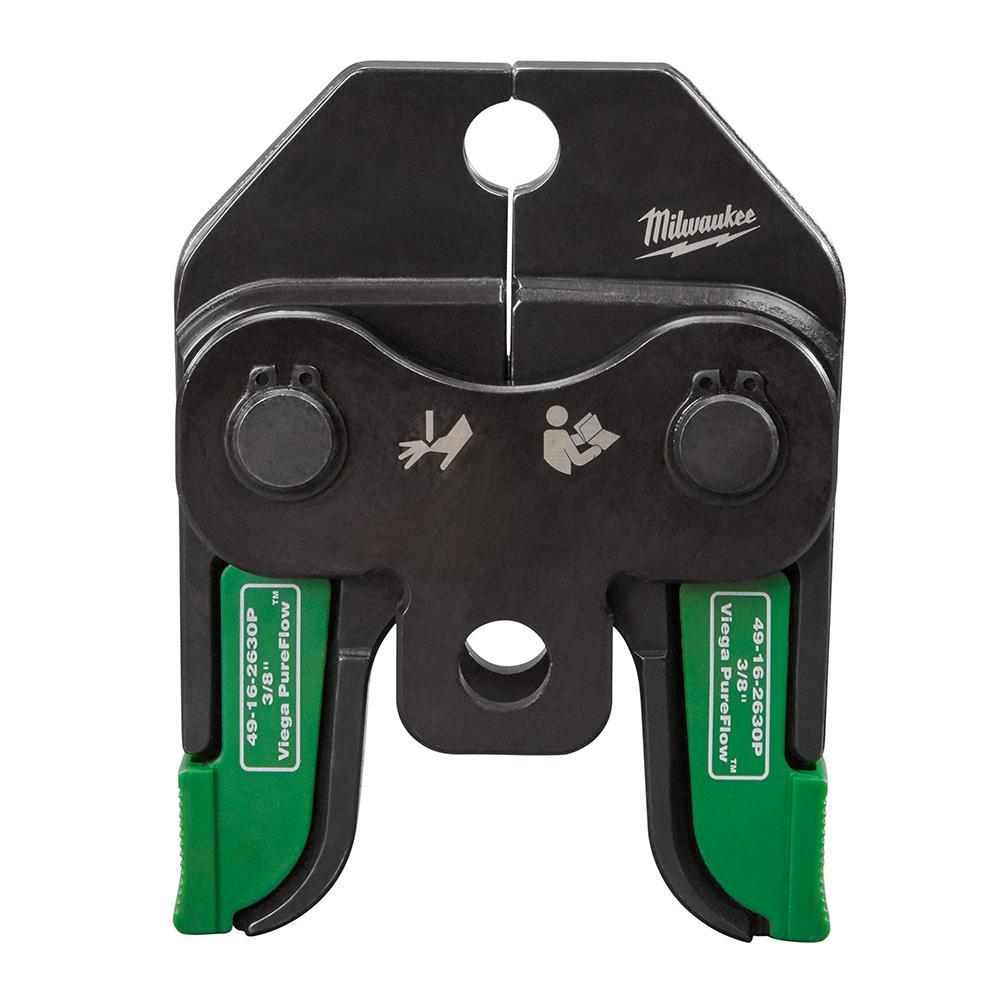 M18 3/8 in. Viega PureFlow Press Tool Jaw