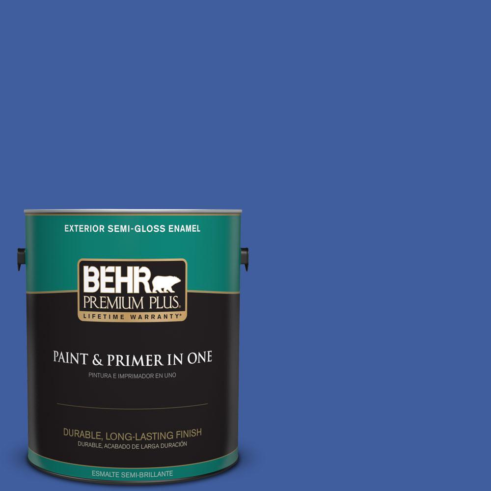 #BIC-21 Blue Dahlia Paint