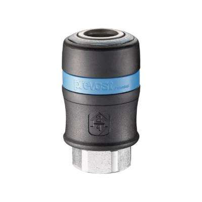 1/2 in. FNPT Body Style Safety Coupler