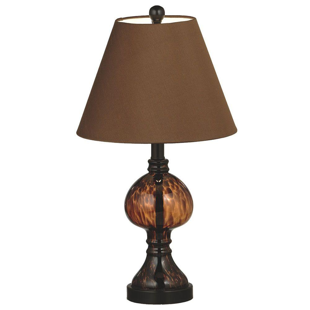 Filament Design Sundry 19.58 in. Amber Table Lamp