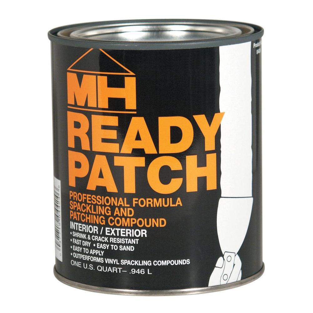 Zinsser 1 qt. Ready Patch Spackling and Patching Compound