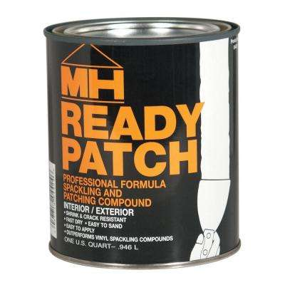 1 qt. Ready Patch Spackling and Patching Compound (Case of 6)