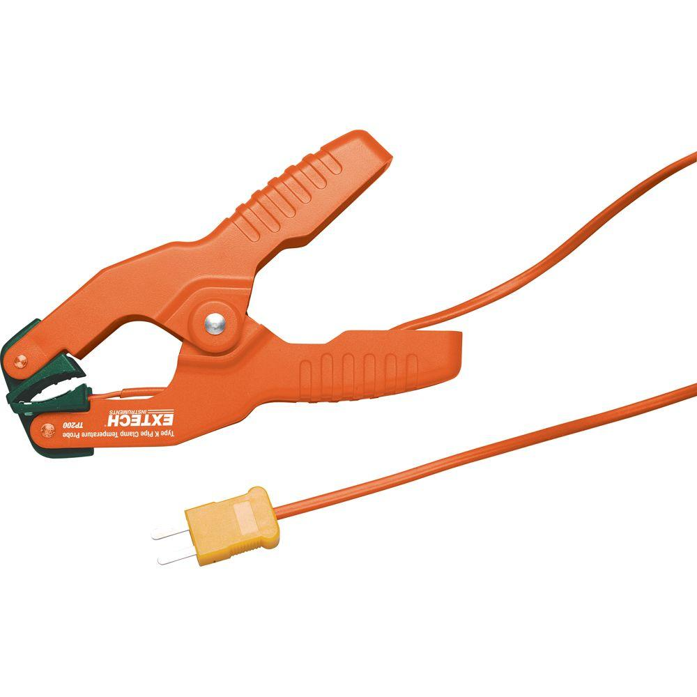 Extech Temperature Clamp Probe