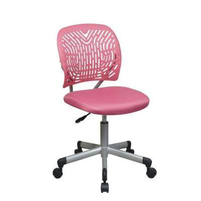 Pink - Office Chairs - Home Office Furniture - The Home Depot