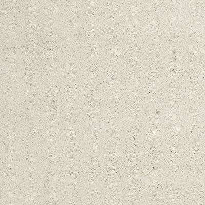 Carpet Sample - Coral Reef I - Color Glazed Sugar Texture 8 in. x 8 in.