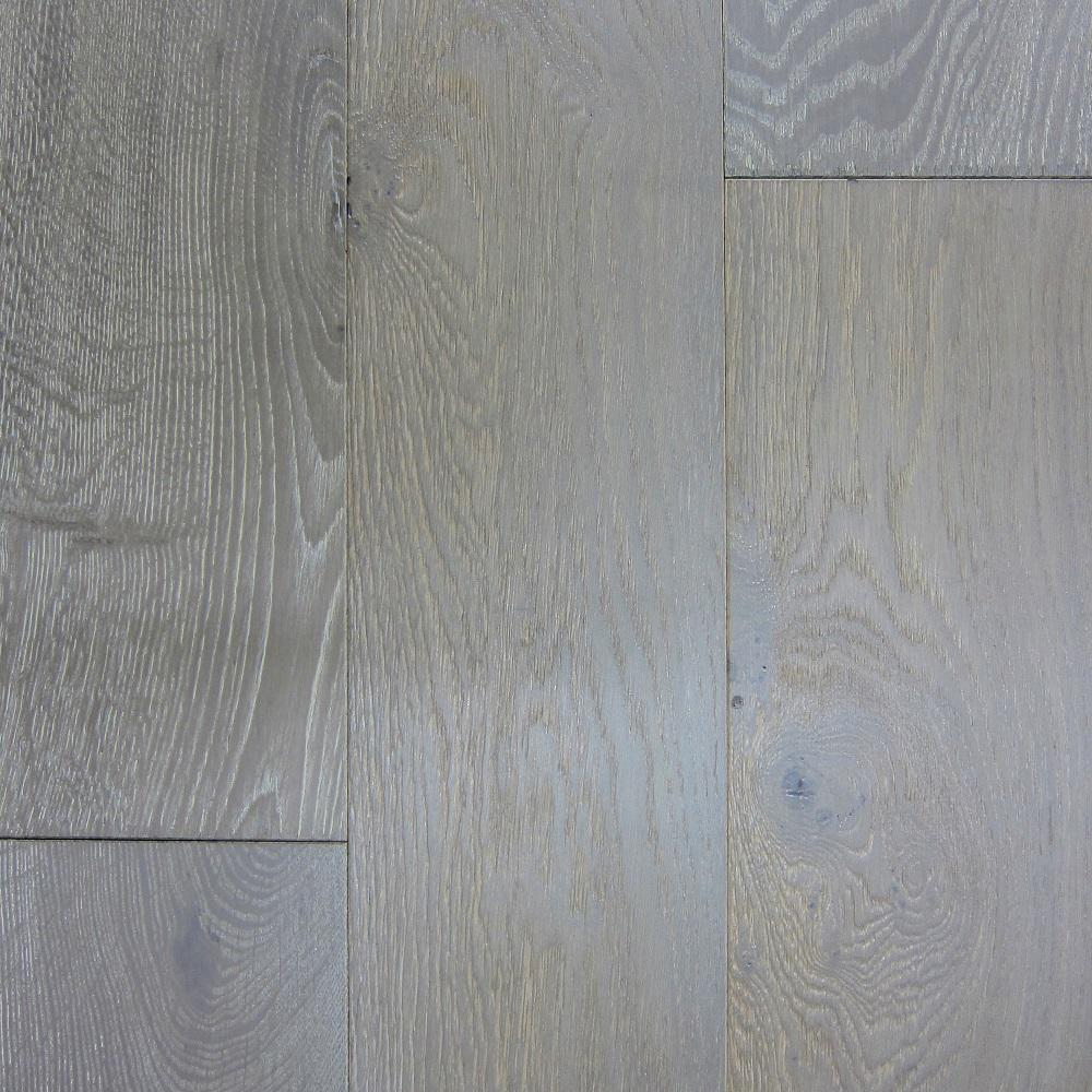 Castillian Oak Greystone Wire Brushed 1 2 In T X 7 W