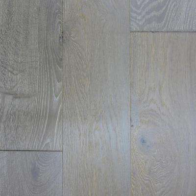 Castillian Oak Greystone Wire Brushed 1/2 in. T x 7 in. W Engineered Hardwood Flooring (17.53 sq. ft./case)