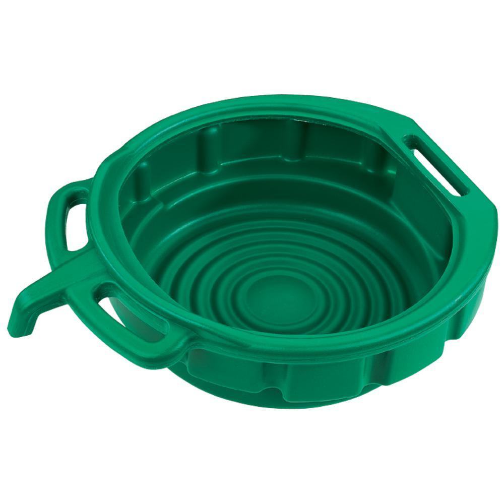 3-3/4 Gal. Capacity 16 in. x 6 in. Plastic Anti-Freeze Drain Pan