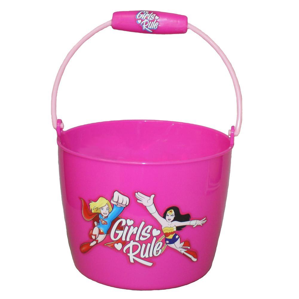 0.4 Gal. DC Comics Plastic Bucket