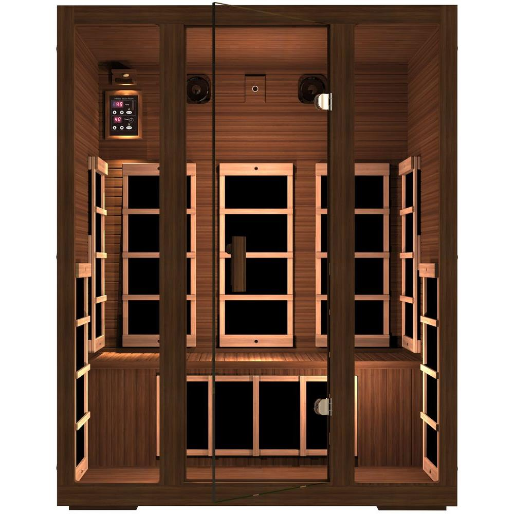 Freedom 3-Person Far Infrared Sauna