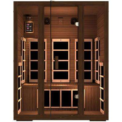 Freedom 3-Person Far Infrared Sauna