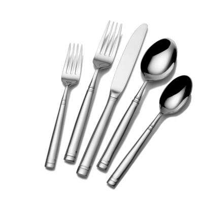 Stephanie Forged 20-Piece Flatware Set
