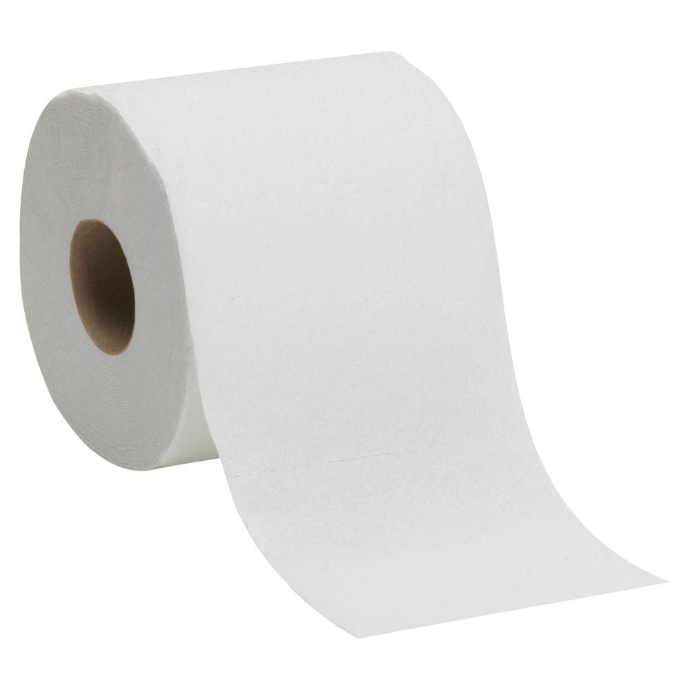 4 in. x 4.05 in. Bath Tissue 2-Ply (450 Sheets per