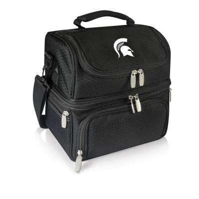 Pranzo Black Michigan State Spartans Lunch Bag