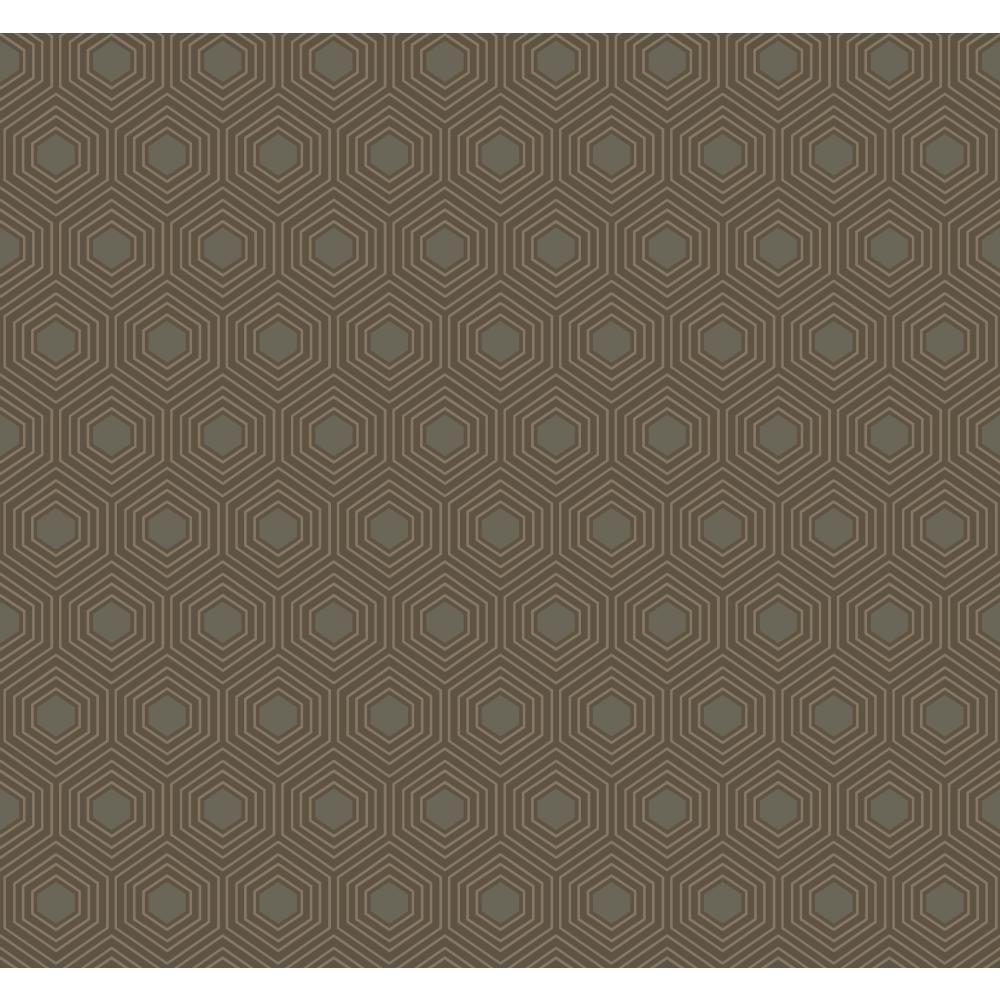 Ashford Geometrics Honeycomb Wallpaper
