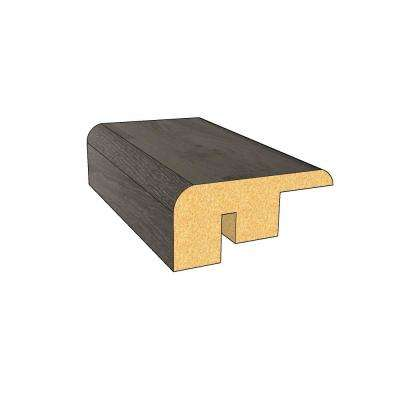 Morrison Frost 0.59 in. Thick x 1.38 in. Width x 94.49 in. Length Laminate End Molding
