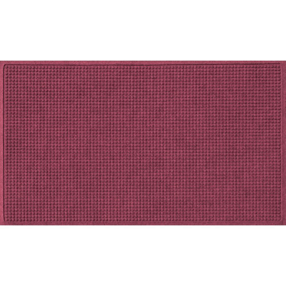 Aqua Shield Bordeaux 36 In. X 60 In. Squares Polypropylene