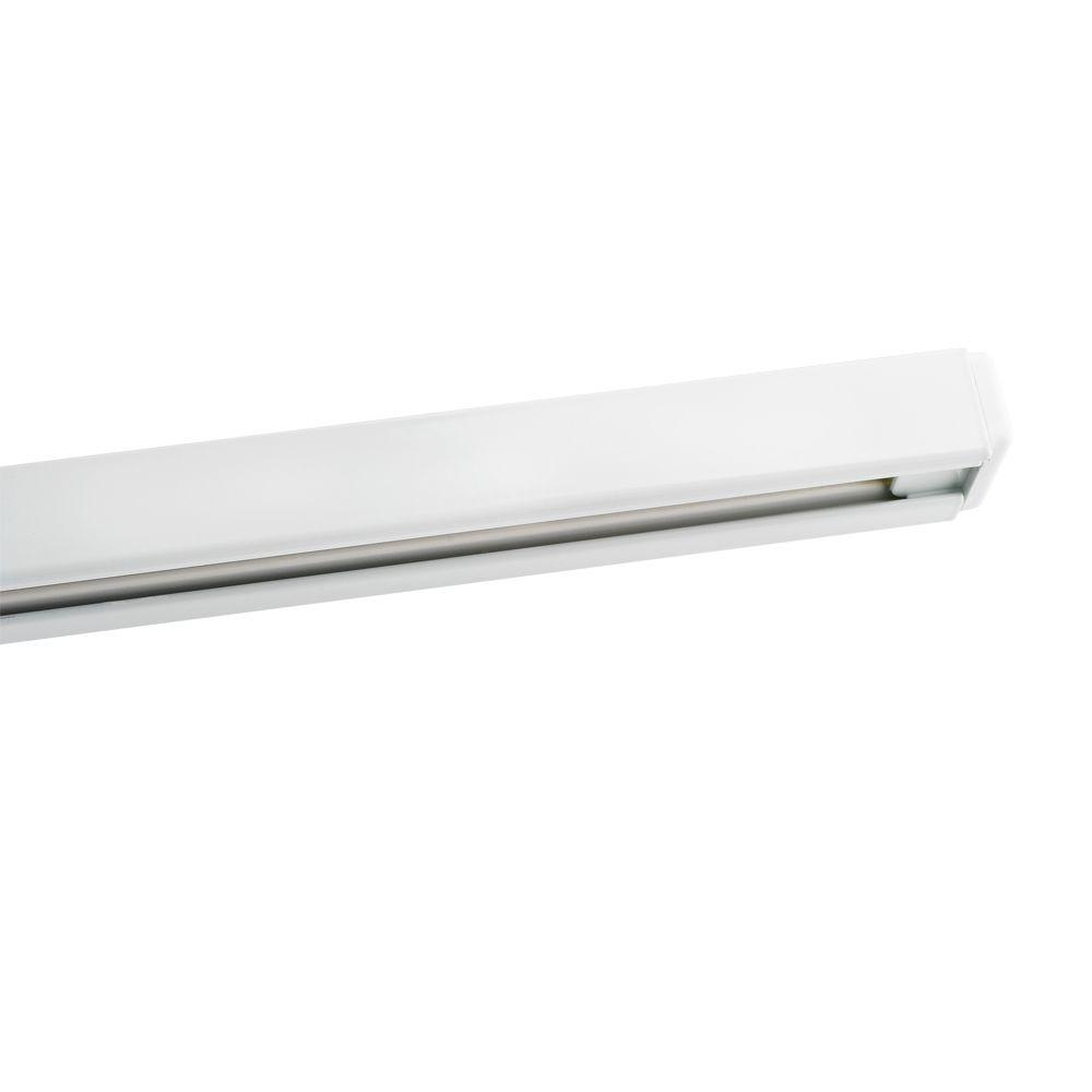 8 ft. White Lighting Track