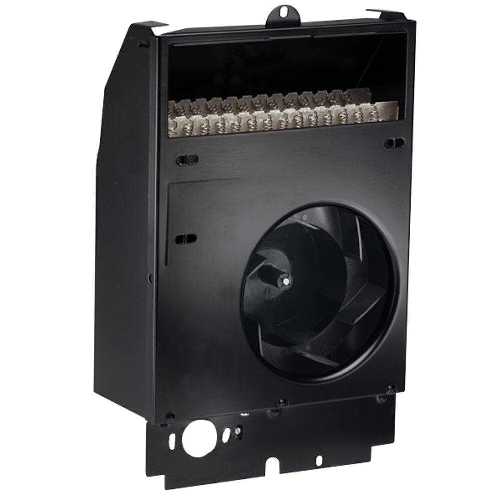 Com-Pak Plus 1000-Watt 240-Volt Fan-Forced Wall Heater Assembly