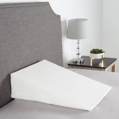 Hypoallergenic Memory Foam Pillow with Bamboo Fiber Cover