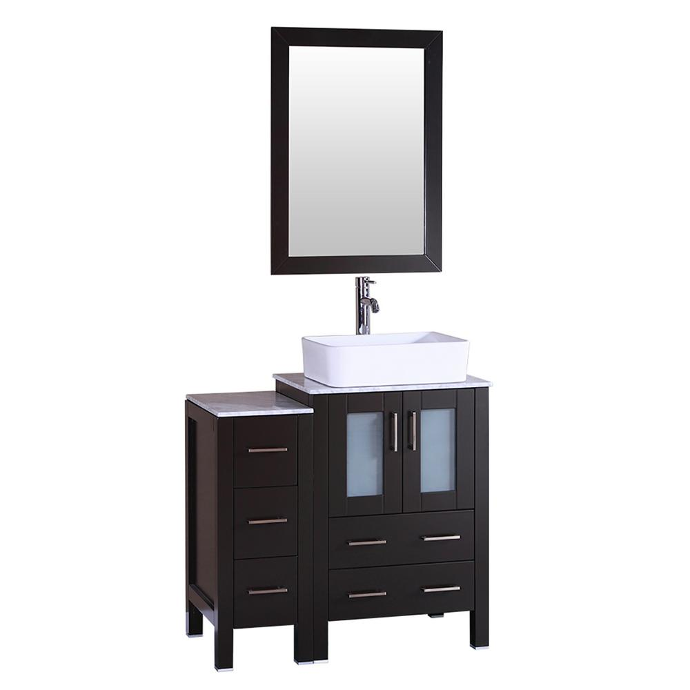 james martin signature vanities bristol 36 in w single 36 Inch Vanity without Top 36 Inches Bathroom Sink