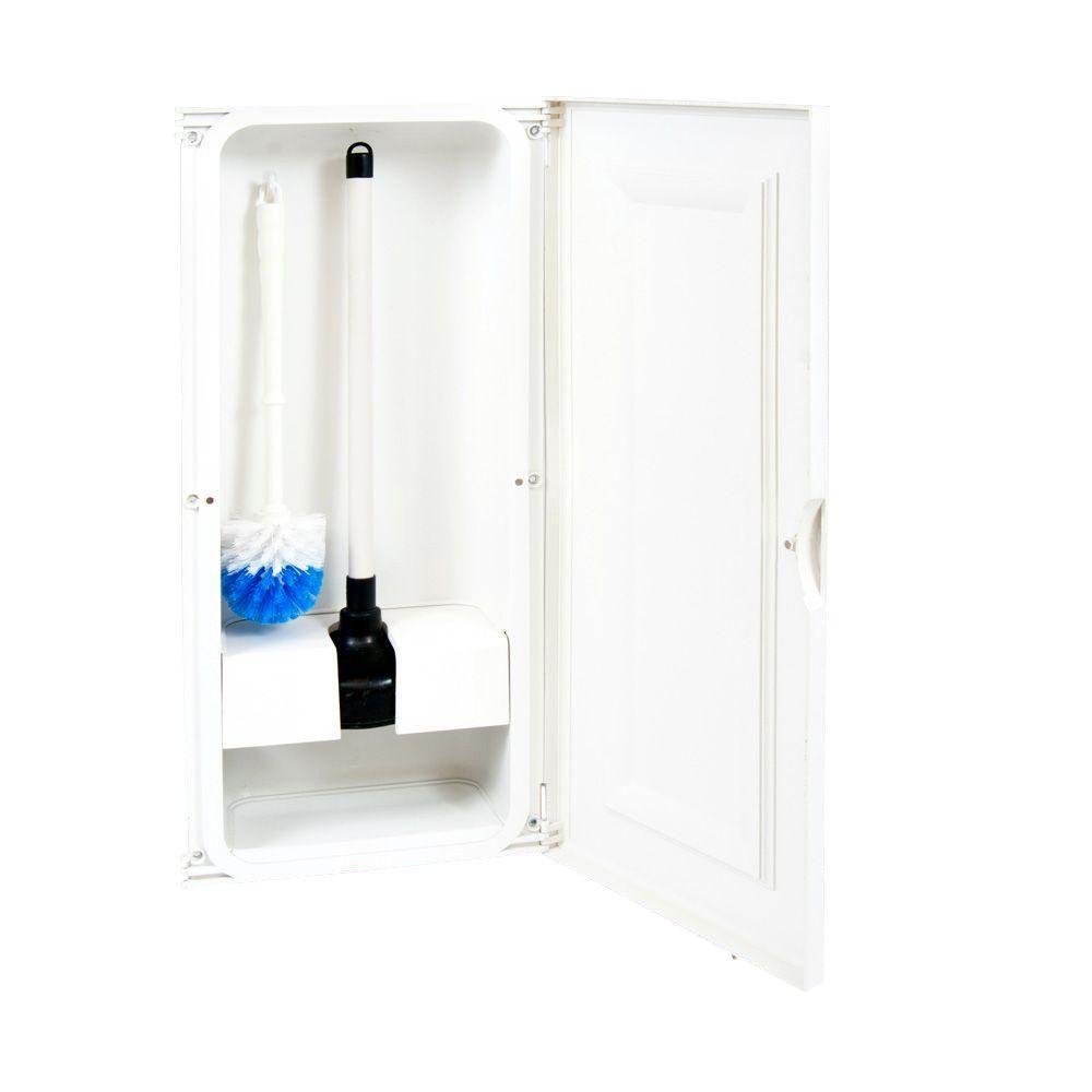 Toilet Plunger Storage Kit