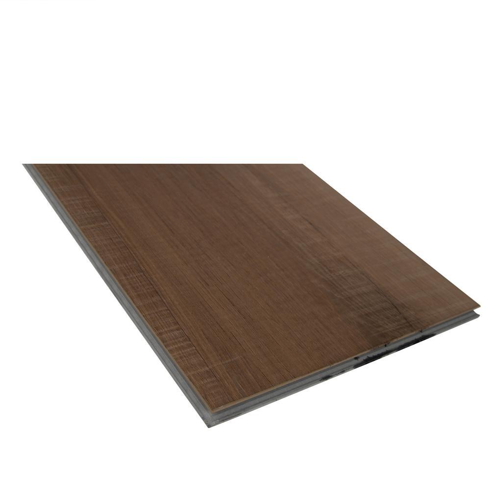 Piedmont Fowler Ridge 7 in. x 48 in. Rigid Core Luxury Vinyl Plank Flooring (23.8 sq. ft. / case)
