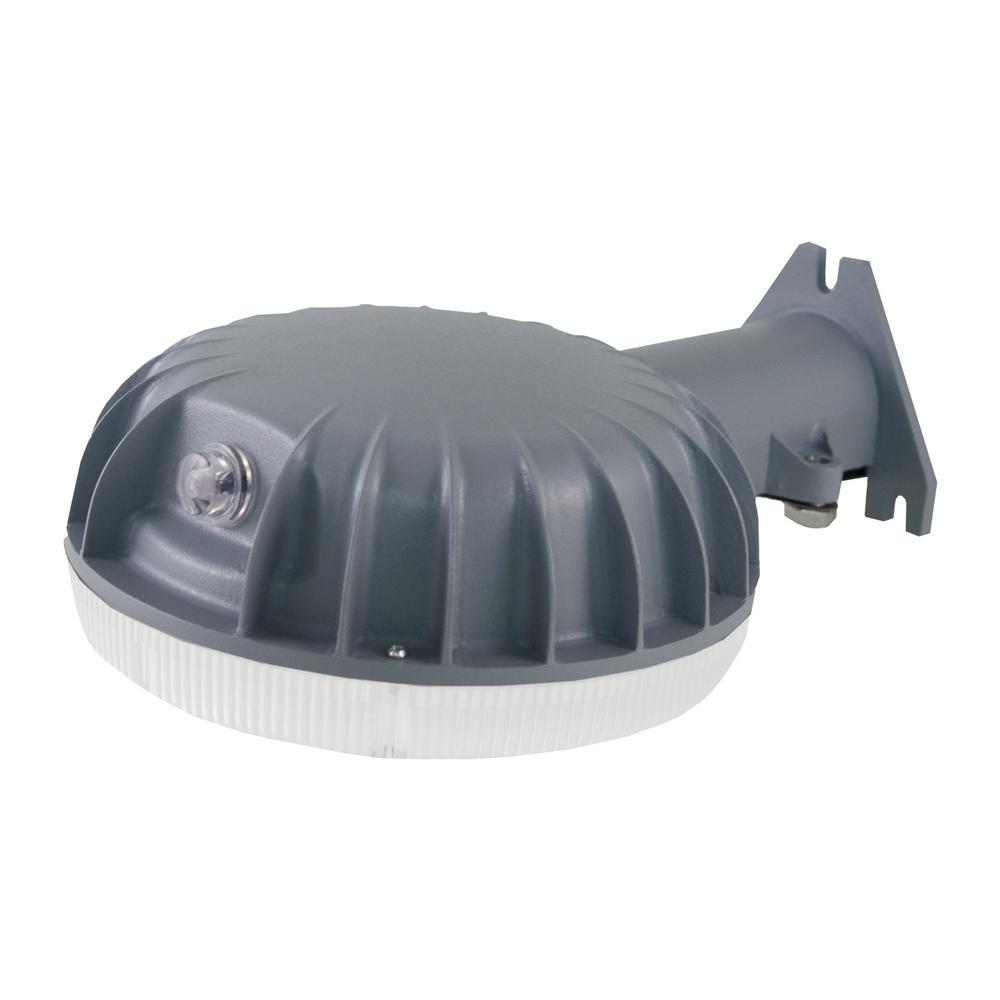 Stonepoint LED Lighting 4000-Lumens Gray Outdoor
