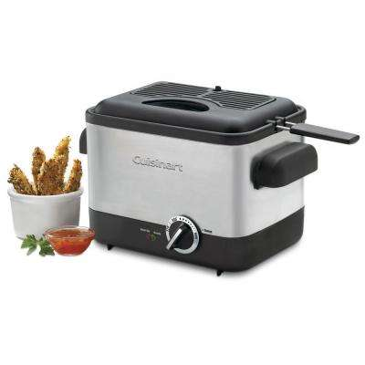 Compact Deep Fryer