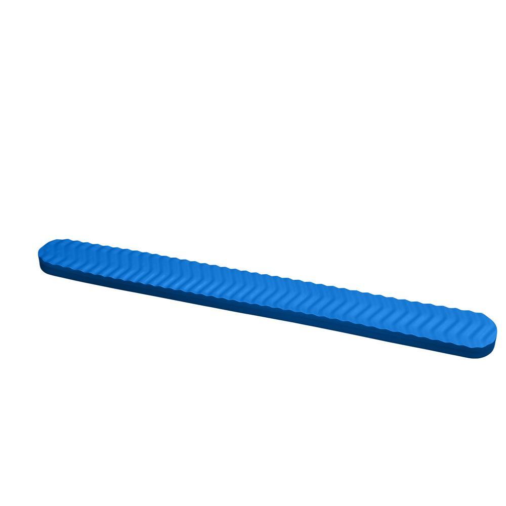 c63f17103a9b Drift + Escape Blue Luxury Drifter Swim Noodle for Pools - NBR Foam Rubber  Flotation Device