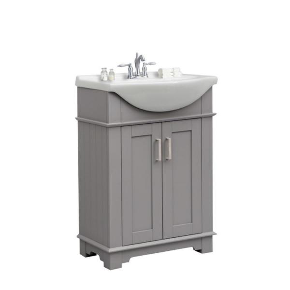24 X 18 3 X 33 7 Gray Legion Furniture Wlf6020 G Bathroom Vanity Bathroom Sink Vanities Accessories Bathroom Fixtures Malibukohsamui Com