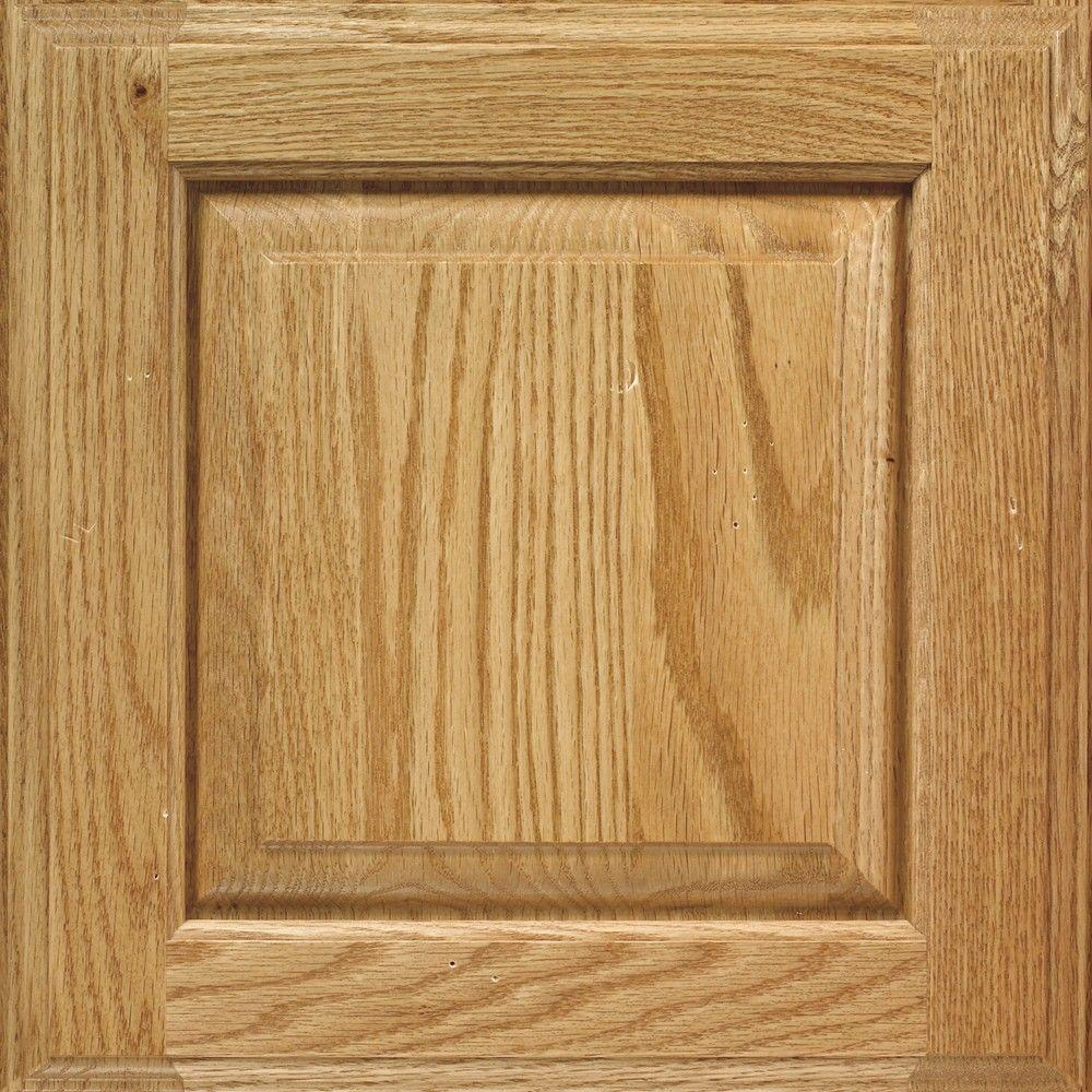 Thomasville 14.5x14.5 in. Cabinet Door Sample in Hillcrest Light