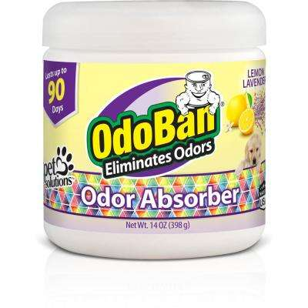 Pet 14 oz. Lemon Lavender Odor Absorber